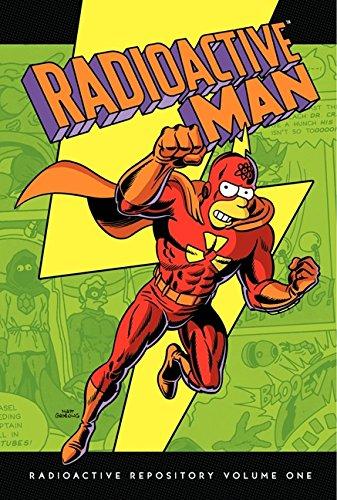 Radioactive Man: Radioactive Repository Volume One [Groening, Matt] (Tapa Dura)