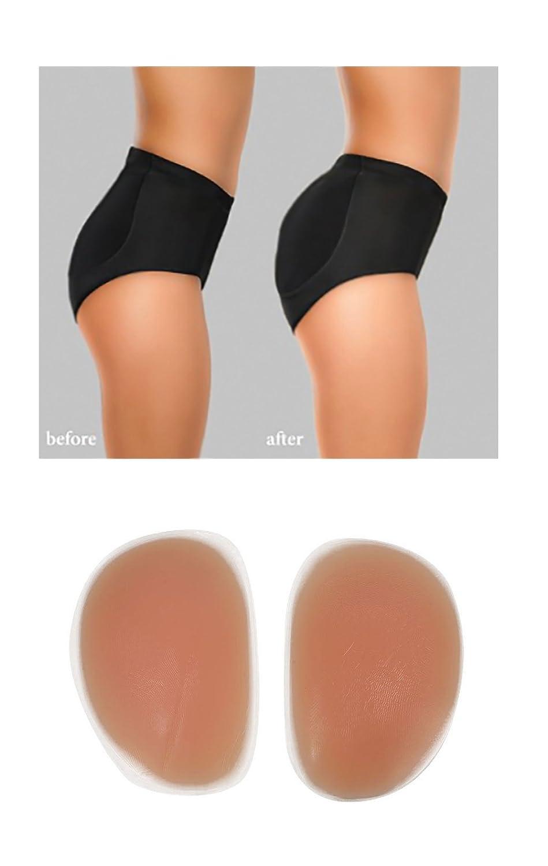 PO PUSH-UP Silikon-Pads mit Panty Silikon Po Einlagen Pads Po-Polster Slip Beige bestellen