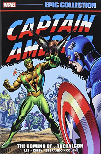 Captain America Epic Collection: The Coming of…The Falcon (Epic Collection: Captain America) (Captain America Comic Book 1 compare prices)