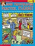 Funnybone Books: More Proofreading Practice, Please!: Grade 5 (0439188415) by Greenberg, Dan