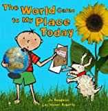 Jo Readman The World Came to My Place Today