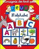echange, troc Nathalie Bélineau - L'Imagerie des tout petits : L'Alphabet (Boîte de jeux)