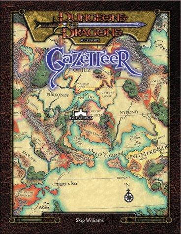 Gazetteer (Dungeons & Dragons, 3rd Edition), Gary Holian, Erik Mona, Sean Reynolds, Frederick Weining