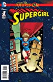 Supergirl Futures End #1 (3D Cover)