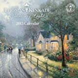 Thomas Kinkade Painter of Light 2013 Mini Wall Calendar