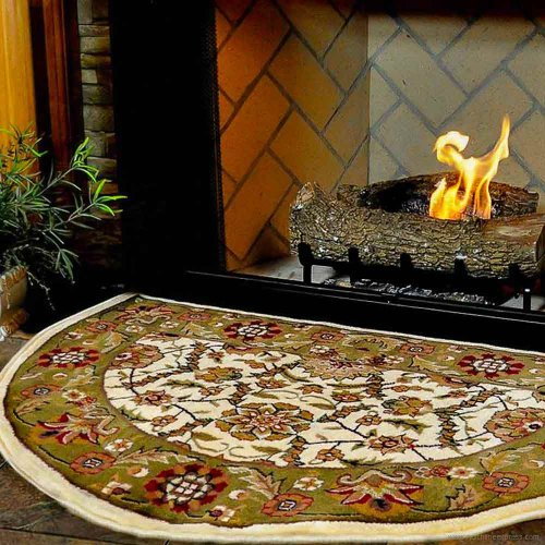 The Plush Hearth Rugs Are Full Of Classic Design To Complement Your  Fireplace, Or To Use Throughout The Home Anywhere A Beautiful Accent Rug Is  Desired.