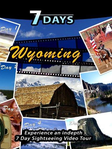 7 Days WYOMING -SOUTH DAKOTA USA