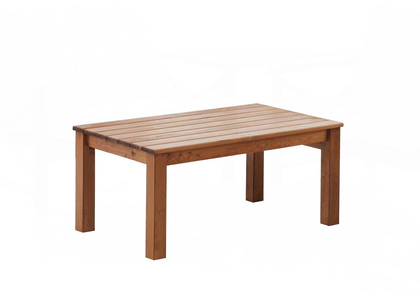 Ambientehome Loungetisch OSLO, 110 x 67 x 50 cm, braun jetzt kaufen