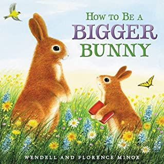 Book Cover: How to Be a Bigger Bunny