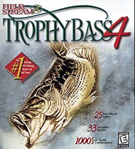 Field & Stream Trophy Bass 4 - PC