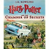 Harry Potter and the Chamber of Secrets: The Illustrated Edition (Harry Potter, Book 2)