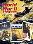 World War II Posters - 24 Art Cards (...