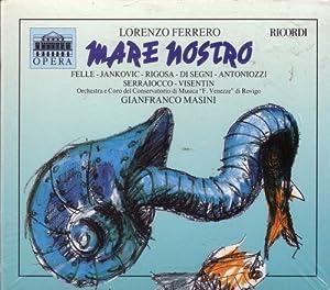 Lorenzo Ferrero: Mare nostro