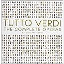 Tutto Verdi: Complete Operas [Blu-ray]
