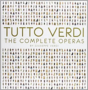 Verdi: The complete operas [Blu-ray]