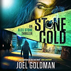 Stone Cold: An Alex Stone Thriller Audiobook