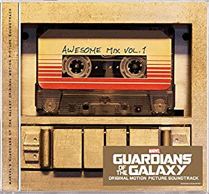 Guardians of the Galaxy: Awesome Mix Vol.1 by Hollywood Records