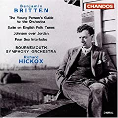 Britten: Young Person's Guide to the Orchestra Op34; Sea Interludes Op33a