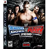 WWE Smackdown vs Raw 2010par THQ