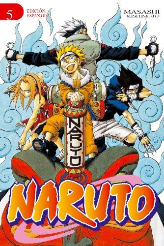 Naruto nº 05/72 (EDT)