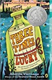 Three Times Lucky (Paperback) - Common