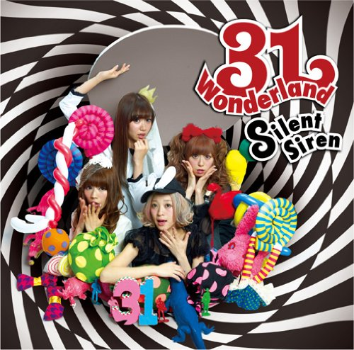 [Album](DVDISO+ALAC) Silent Siren – 31Wonderland (Download)[2014.02.12]