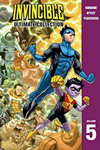 Downloads Invincible: The Ultimate Collection Volume 5 (Invincible Ultimate Collection)