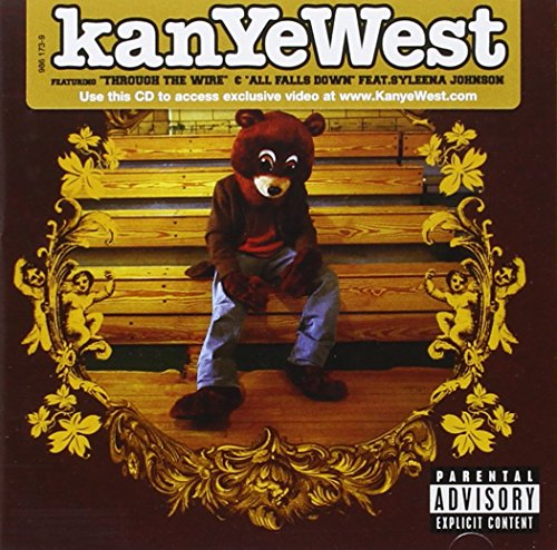 Kanye West - The College Dropout (Parental Advisory) - Zortam Music