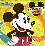 Disney Mickey & Friends - 2015 12 Month Wall Calendar 10x10