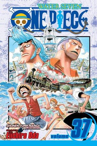 ONE PIECE ワンピース コミック37巻 (英語版)