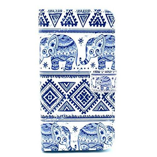 Cuir Coque Strass Case Etui Coque étui de portefeuille protection Coque Case Cas Cuir Swag Pour Samsung Galaxy S5 Mini SM-G800F (Not for S5) A14