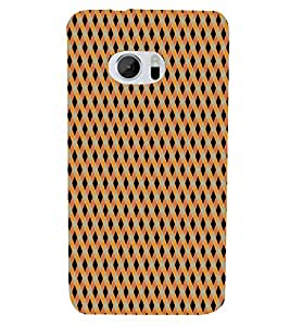 3D Pattern Cute Fashion 3D Hard Polycarbonate Designer Back Case Cover for HTC 10 :: HTC One M10
