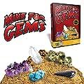 Mine for Gems Science Kit - Dig Up 10 Brilliant Gemstones