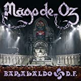 Barakaldo D.F. (CD/DVD) by Mago de Oz (2008-10-14)