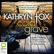 Cold Grave (       UNABRIDGED) by Kathryn Fox Narrated by Jennifer Vuletic