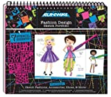 Toy / Play Project Runway Fashion Design Sketch Portfolio, runway, fashion, games, runway, fashion Game / Kid / Child