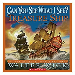Scholastic Can You See What I See? Treasure Ship