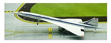 Maquette AIR FRANCE CONCORDE Première Livrée F-WTSB au 1/200 en Métal