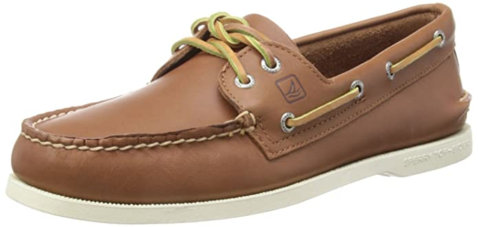 Sperry Top-Sider Men's Authentic 2-Eye Boat Shoe: Clothing