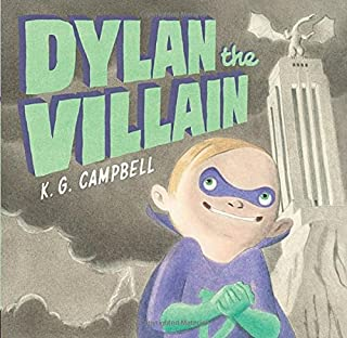 Book Cover: Dylan the Villain
