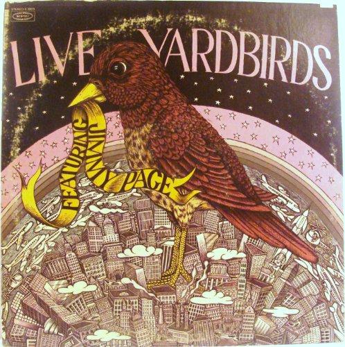 The Yardbirds - The Yardbirds (Feat. Eric Clapton & Jeff Beck) - Zortam Music