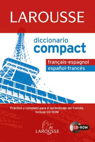 DICCIONARIO COMPACT ESPAÑOL-FRANCES / FRANÇAIS-ESPAGNOL