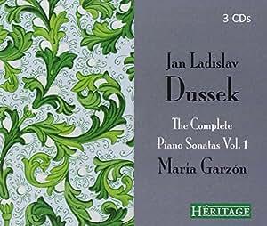 Dussek: Complete Piano Sonatas, Vol. 1