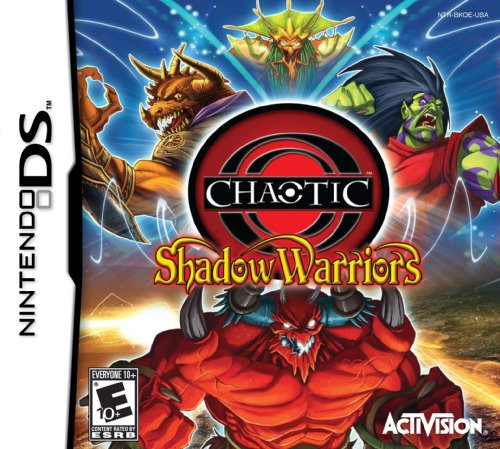 ACTIVISION-Chaotic: Shadow Warriors - 1