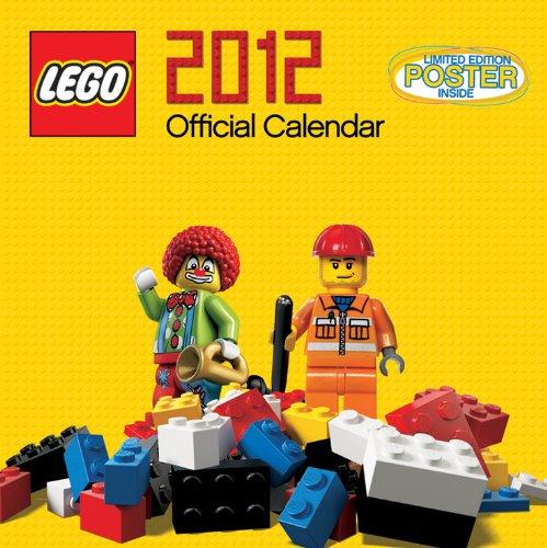 Lego Calendar 2012