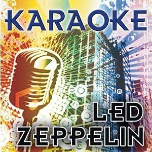 Karaoke Led Zeppelin