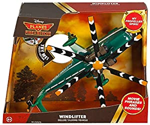 Disney Planes Fire and Rescue Sounds and Action Windlifter