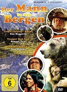 Der Mann in den Bergen - Season 5 [2 DVDs]