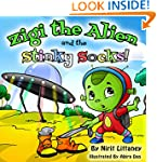 Children's book: Zigi the Alien and t...