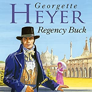 Regency Buck Audiobook